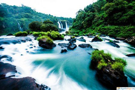 cascadas de Iguazú en argentina